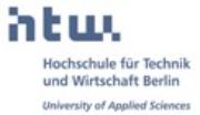 Hochschule für Technik und Wirtschaft Berlin - Allgemeine Studienberatung