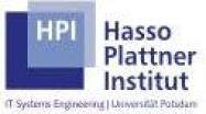 Hasso-Plattner-Institut für Systemtechnik GmbH