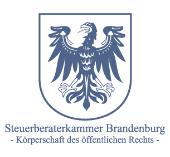 Logo der Steuerberaterkammer Brandenburg