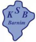 Logo des Kreissportbundes Barnim