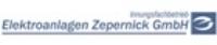 Logo Elektroanlagen Zepernick GmbH