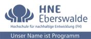 Hochschule für nachhaltige Entwicklung Eberswalde (FH)